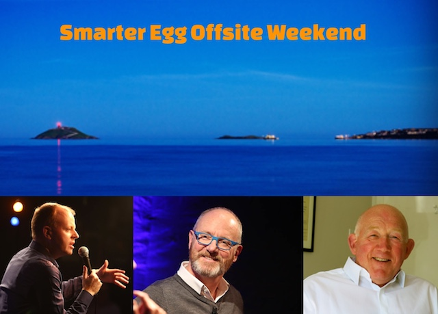 Join the Smarter Eggs in Garryvoe